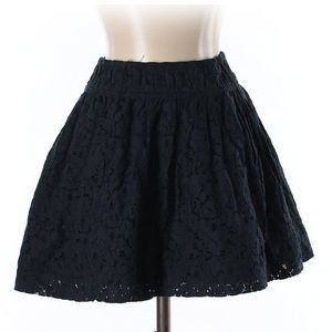 Abercrombie & Fitch | lace skater skirt
